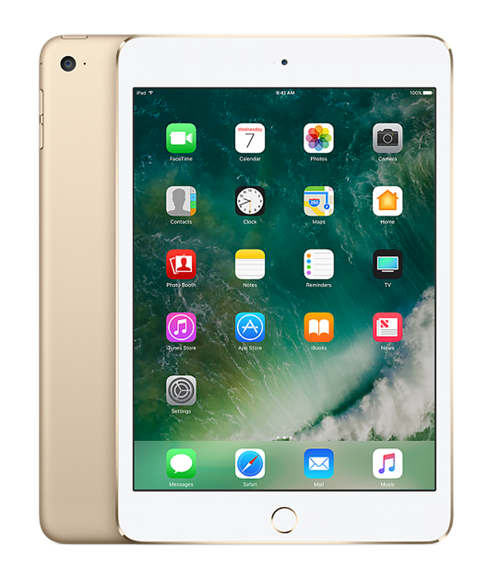 iPad mini 4 128GB WiFi Gold Tablet